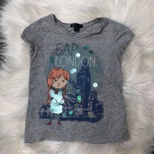 Girls gap T-shirt